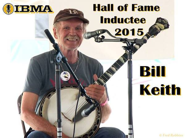 Bill Keith Named 2015 Inductee to IBMA Hall of Fame