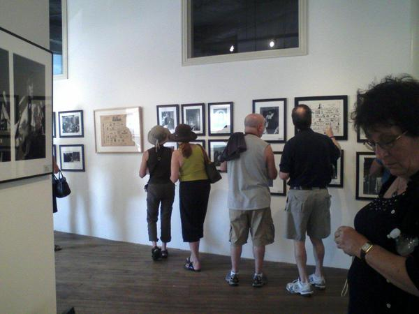 Exhibition at the Narrows Center for the Arts, Fall River, MA.