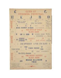 Club 47 July-August 1966